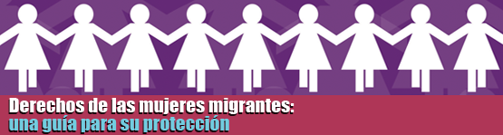 cartilla de mujeres migrantes